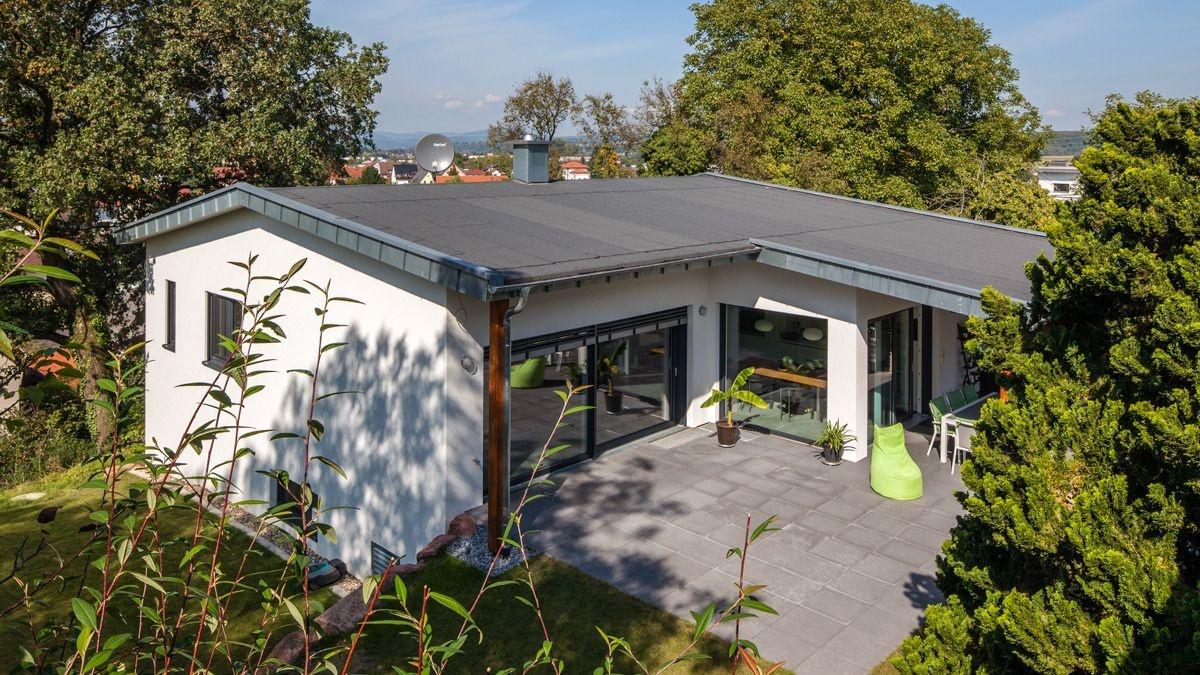 Modern Aerated Concrete House Plan The Goldbecks House
